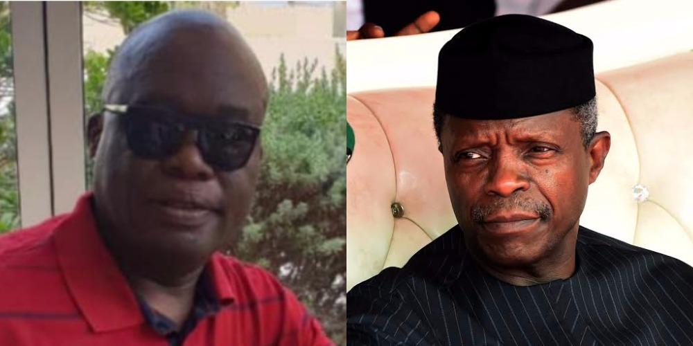 Afenifere Leader Arrested And Detained For 'Obstructing' Osinbajo's Convoy In Lagos 1