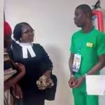 PH Serial Killer, Gracious David-West Spotted Wearing Church Tag Inside Courtroom [Photos] 27