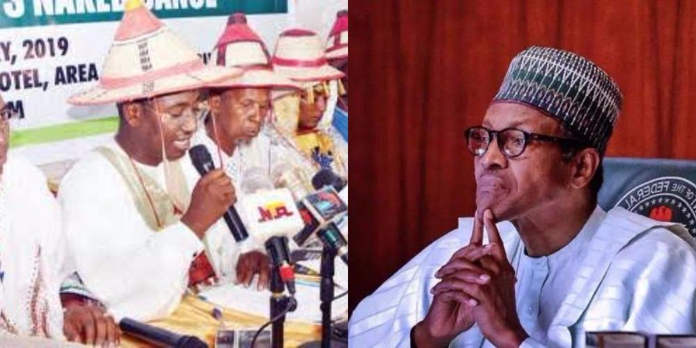 Buhari Should Arrests Yoruba Leaders Backing 'Operation Amotekun' - Miyetti Allah 1