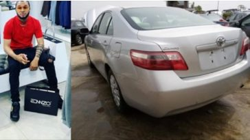 Man Buys Car For His Father Who Sold His Motorcycle To Save His Eye 14 Years Ago [Photos] 4