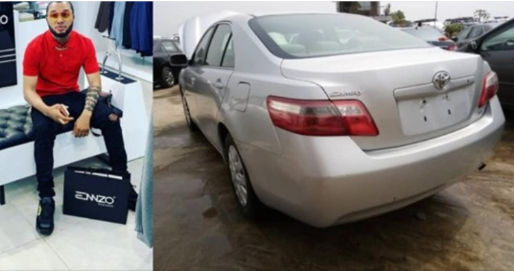 Man Buys Car For His Father Who Sold His Motorcycle To Save His Eye 14 Years Ago [Photos] 1