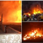 People Confirmed Dead As Vandalized NNPC Pipeline Explodes In Abule Egba, Lagos [Photos/Video] 28