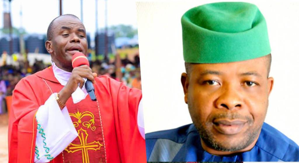 Father Mbaka Reveals Why Ihedioha Was Sacked As Imo Governor By Supreme Court 1