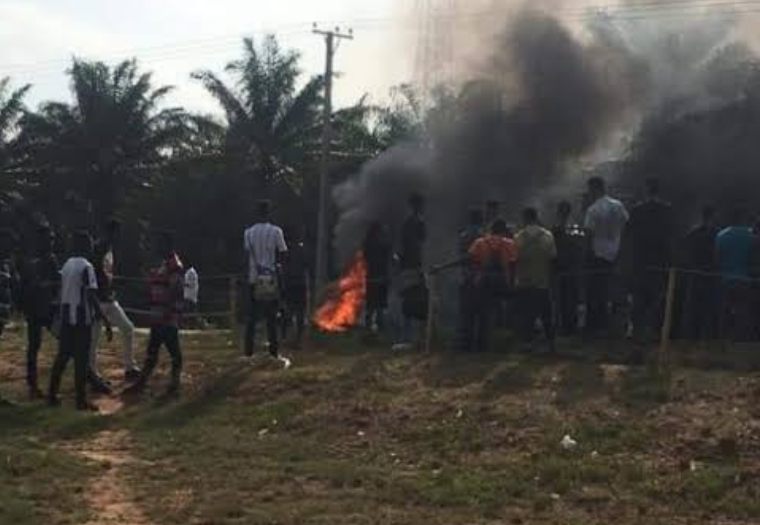 35-Year-Old Nursing Mother Killed And Burnt To Ashes On Her Way To Church In Ebonyi 1
