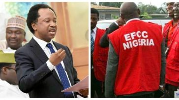 Senator Shehu Sani Challenges EFCC To Publish Phone Call Of Him Extorting $24,000 From ASD 2