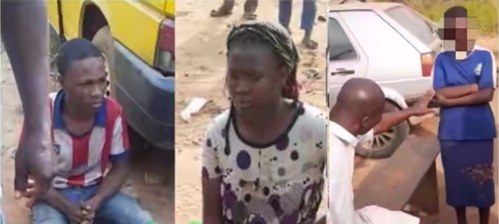 Mum Allows Her 12-Year-Old Daughter To Be Sleeping With Older Man For Money In Lagos [Photo] 1