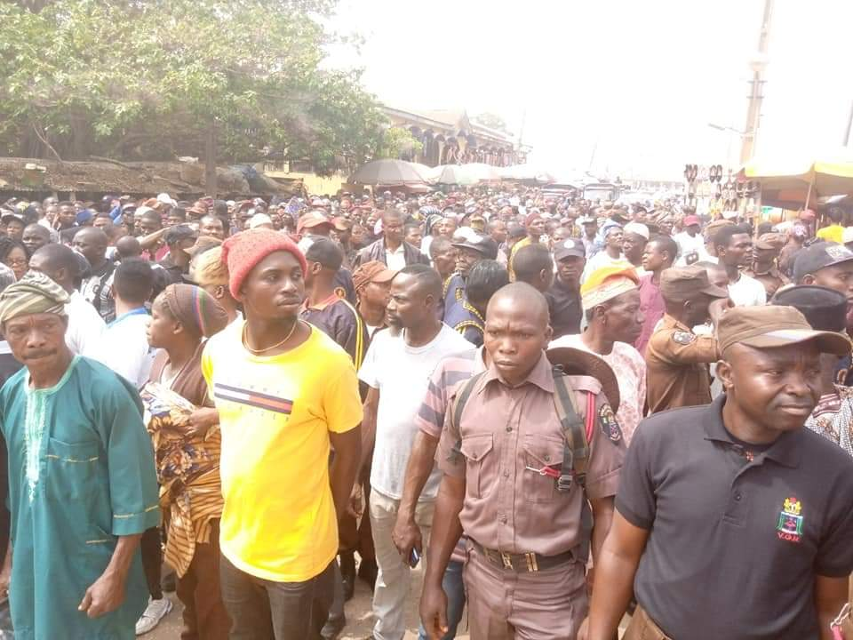 """Malami Ordered Police To Stop Amotekun Protest In South West"" - Yoruba Group Alleges 3"