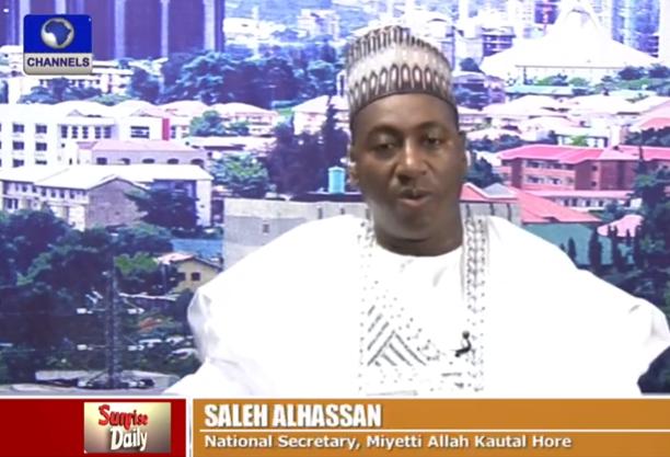 Yoruba People Are The Most Primitive In Nigeria, Despite Their Education - Miyetti Allah [Video] 1