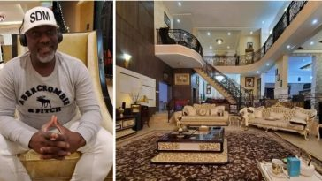 """""""Don't Ask Me How"""" - Senator Dino Melaye Says As He Shows Off His New Luxurious Home [Photos] 6"""