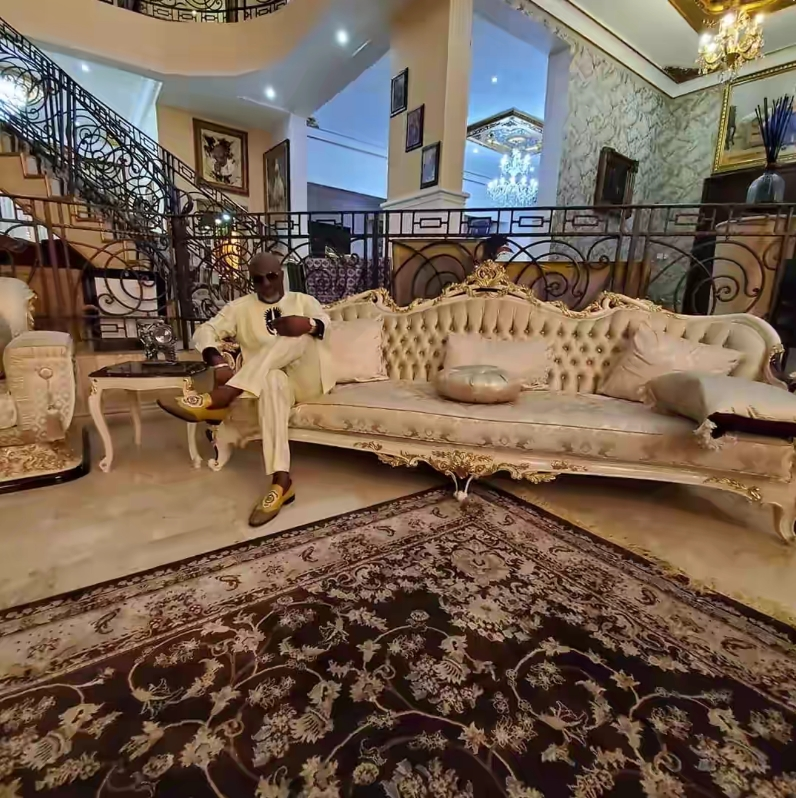 """""""Don't Ask Me How"""" - Senator Dino Melaye Says As He Shows Off His New Luxurious Home [Photos] 2"""