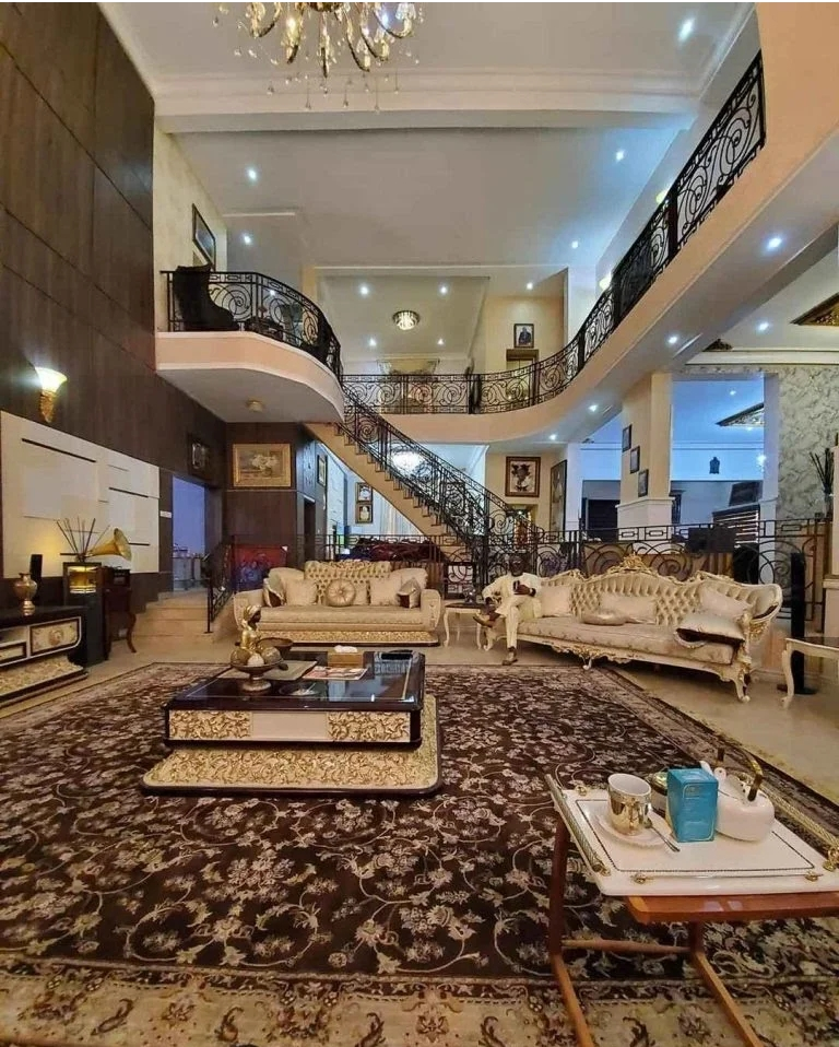 """""""Don't Ask Me How"""" - Senator Dino Melaye Says As He Shows Off His New Luxurious Home [Photos] 3"""