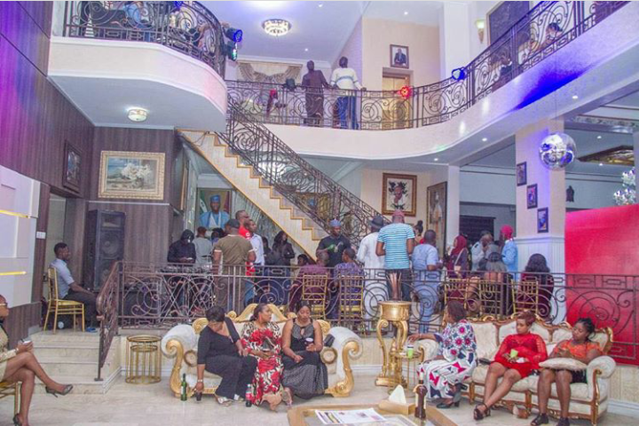 """""""Don't Ask Me How"""" - Senator Dino Melaye Says As He Shows Off His New Luxurious Home [Photos] 4"""