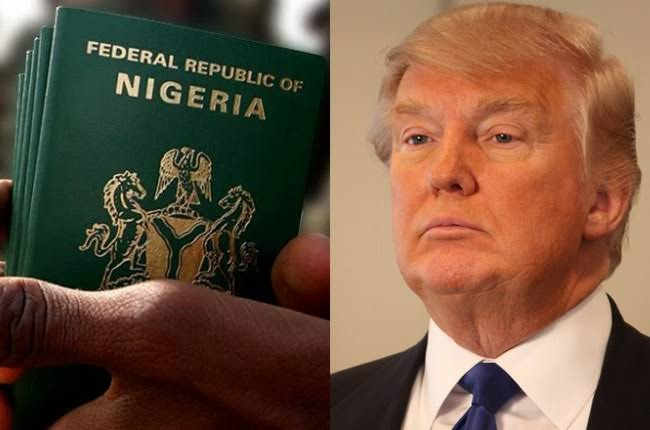 US President, Donald Trump Plans To Add Nigeria And Six Other Nations To Travel Ban List 1