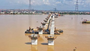 PHOTOS: Julius Berger Releases Fresh Images And Report On Progress Of Second Niger Bridge 4