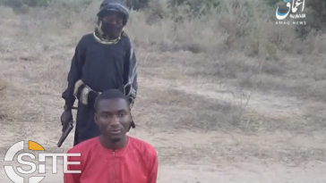 8-Year-Old Boko Haram Insurgent Executes Abducted Maiduguri Student Because He's A Christian 6