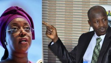 """Diezani Madueke Will Be Extradited This Year For Prosecution"" - EFCC Boss, Ibrahim Magu 6"