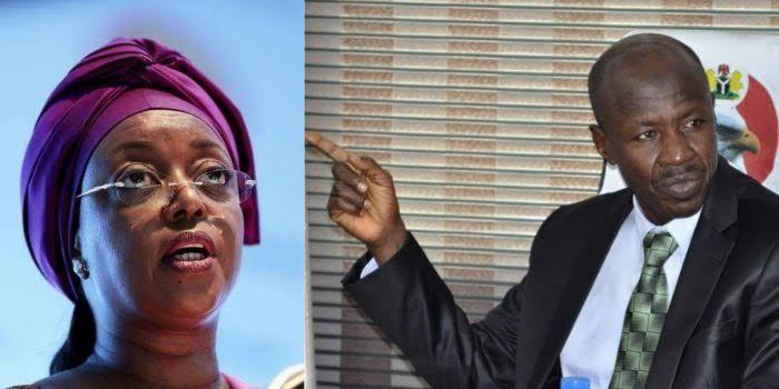 """Diezani Madueke Will Be Extradited This Year For Prosecution"" - EFCC Boss, Ibrahim Magu 1"