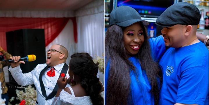 American Man Flies Down To Enugu To Wed His Nigerian Bride Whom He Meet On Social Media [Photos] 1