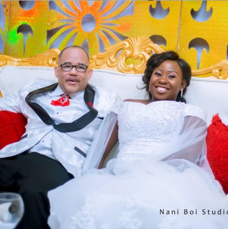 American Man Flies Down To Enugu To Wed His Nigerian Bride Whom He Meet On Social Media [Photos] 2