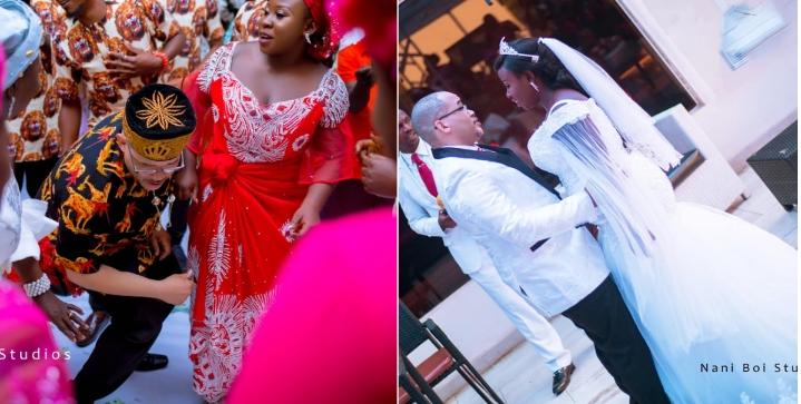 American Man Flies Down To Enugu To Wed His Nigerian Bride Whom He Meet On Social Media [Photos] 3