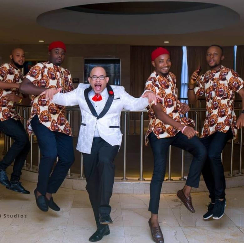 American Man Flies Down To Enugu To Wed His Nigerian Bride Whom He Meet On Social Media [Photos] 4