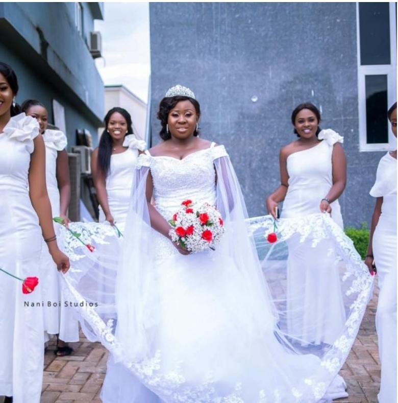 American Man Flies Down To Enugu To Wed His Nigerian Bride Whom He Meet On Social Media [Photos] 5