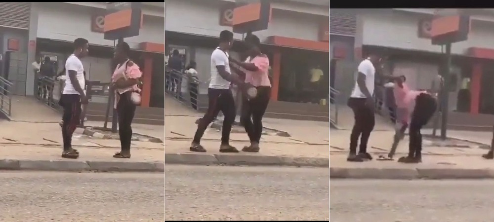 Female Student Publicly Embarrass Male Friend Who Told His Friends About Their Sexual Affair [Video] 1