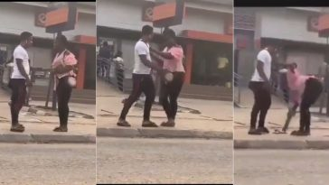 Female Student Publicly Embarrass Male Friend Who Told His Friends About Their Sexual Affair [Video] 4