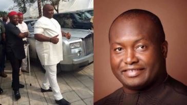 Breaking News: Court Stops INEC, Senate From Sacking Ifeanyi Ubah As Anambra Senator 4