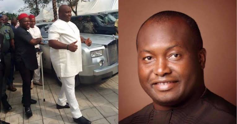 Breaking News: Court Stops INEC, Senate From Sacking Ifeanyi Ubah As Anambra Senator 1