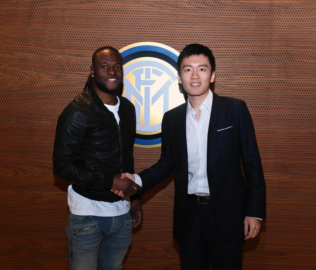 Victor Moses moves to Inter Milan, confirms loan rumours on Twitter 3