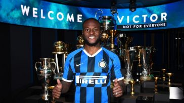 Victor Moses moves to Inter Milan, confirms loan rumours on Twitter 6