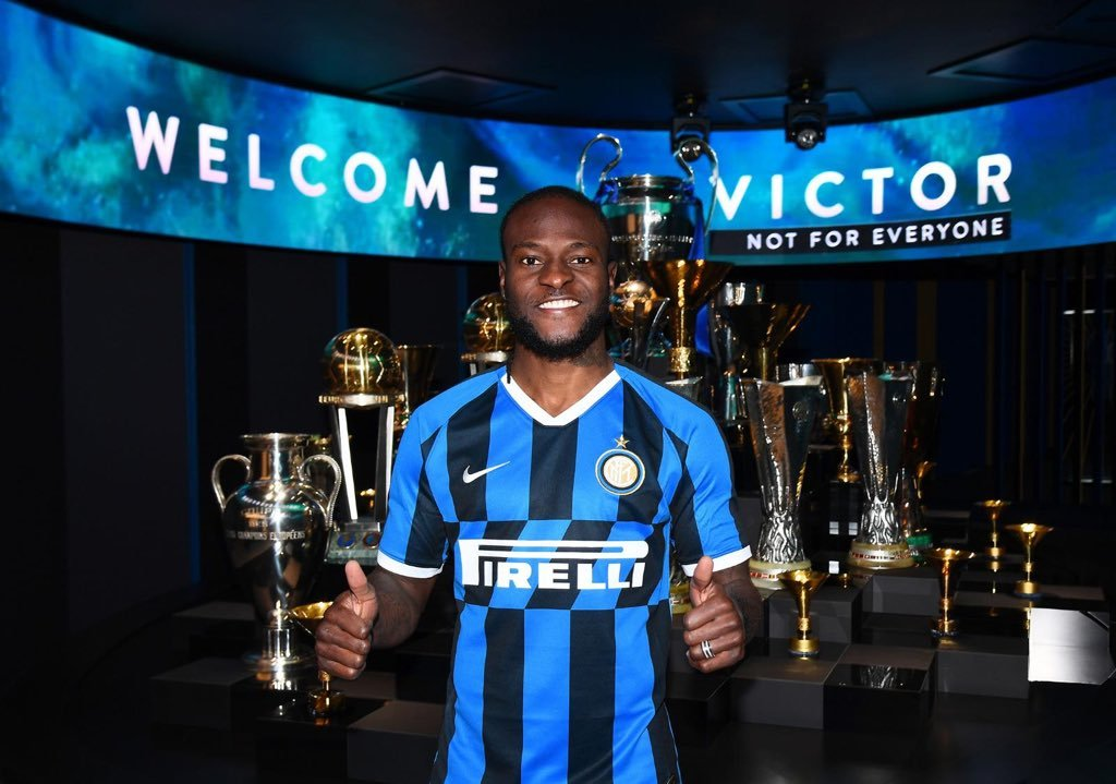 Victor Moses moves to Inter Milan, confirms loan rumours on Twitter 4