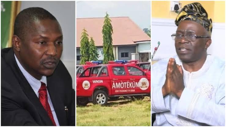 Femi Falana Asks AGF Malami To Apologise To Nigerians For Declaring Amotekun Illegal 1