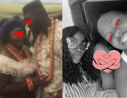 Man Tells Wife He's Traveling To Borno, Only To Get Married To Second Wife In Warri [Photos/Video] 1