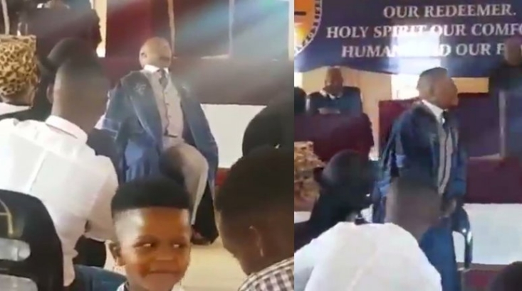 Pastor Suddenly Dies On Pulpit While Preaching The Word Of God With So Much Energy [Video] 1