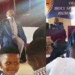 Pastor Suddenly Dies On Pulpit While Preaching The Word Of God With So Much Energy [Video] 27