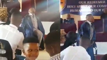 Pastor Suddenly Dies On Pulpit While Preaching The Word Of God With So Much Energy [Video] 3