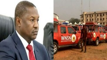 """I Was Misquoted, I Didn't Say Operation Amotekun Is Illegal"" – AGF Abubakar Malami 6"