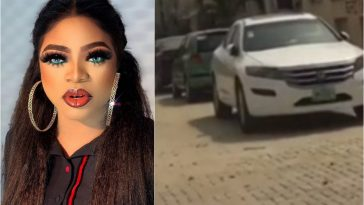 """""""Nobody Arrested Me Or Collected My Cars"""" - Bobrisky Reacts To Viral Report [Video] 3"""