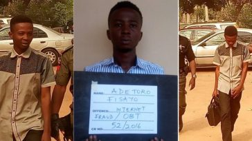 First Class Nigerian Student Sentenced To 13-Year Imprisonment Over Fraud In Ondo 5