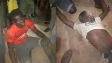 Young Man Dies After Receiving 'One Dirty Slap' From Another Man In Anambra [Photos] 1