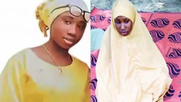 Leah Sharibu Gives Birth To Baby Boy After Forced Marriage To Boko Haram Commander Who Converted Her To Islam 5