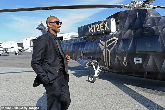 Kobe Bryant Plane Crash: American Basketball Legend Kobe Bryant Dies in Helicopter Crash - Breaking News 4