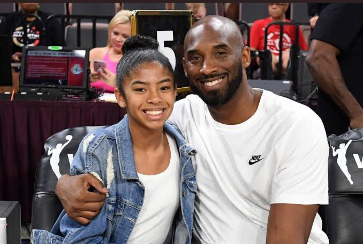 Kobe Bryant's daughter Gianni Bryant also died in Helicopter crash 5