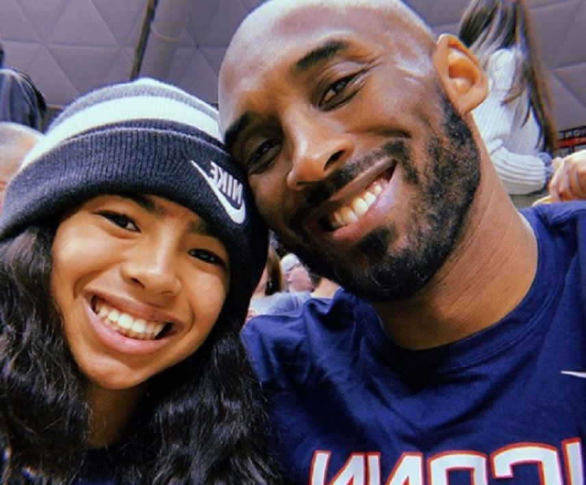 Kobe Bryant's daughter Gianni Bryant also died in Helicopter crash 6