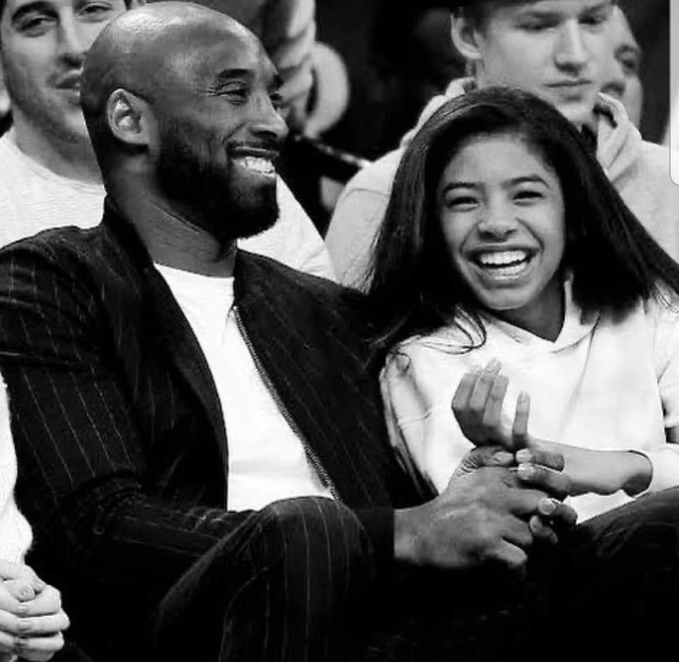 Kobe Bryant's daughter Gianni Bryant also died in Helicopter crash 7