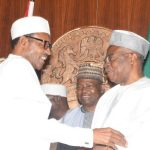 """""""Nigerians Have Confidence In Me, Your Opinion Does Not Matter"""" - Buhari Replies Danjuma 34"""