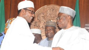 """Nigerians Have Confidence In Me, Your Opinion Does Not Matter"" - Buhari Replies Danjuma 3"