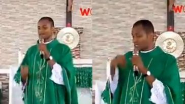 """President, Senators, Governors Are The Real Witches And Wizard In Nigeria"" - Catholic Priest [Video] 7"